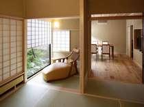 リニューアル「東亭」特別室(一例)