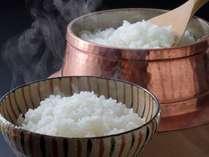 山形は全国有数の米どころ。「つや姫」や「はえぬき」など美味しいお米をご堪能下さい。