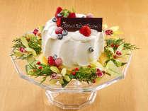 記念日にはケーキもご準備出来ます。