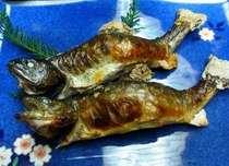 """【お客様の声から登場!】 アツアツだから身がふっくら! """"おすすめの川魚""""が2匹食べられるプラン♪"""