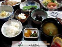 ベテラン女将調理による朝食(一例)栄養満点◎朝からしっかり食べて、草津観光へいってらっしゃい♪