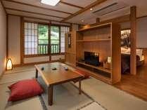 和洋室1間の一例です。