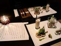 ●Beaverの旬菜フレンチ満喫●スタンダードプラン【貸切露天無料利用付き】