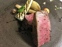 【希少★ご当地牛】八幡平牛・超レア部位「イチボ」の低温ローストを食す<平日グルメプラン