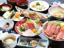 【当館スタンダード】◆ご夕食はお部屋食◆福島名物『エゴマ豚』しゃぶしゃぶ付・和食会席◆1泊2食プラン