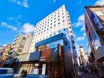 スーパーホテルLOHAS赤坂です。