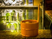 高濃度人口炭酸泉『茜草の湯』をごゆっくりお楽しみくださいませ。