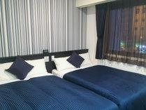 ◆ツインルーム◆ハリウッドタイプでお子様も安心です♪
