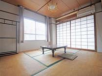 【和室6畳(バストイレなし)定員2名様】1~2名様用のお部屋です。
