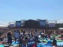 ROCK IN JAPAN FESTIVAL 2015  ☆素泊まり