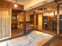 特定日!事前カード決済限定プラン!共用スペースは11室のお宿にしてはかなり広め!