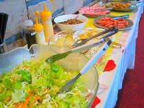 ■朝食:6:30スタートの朝食サービスは手作りメイン♪