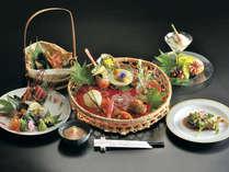 【ばんじ家・特選】 松コース 料理長が四季薫る旬の食材を厳選!手づくりの創作料理を御賞味下さい。