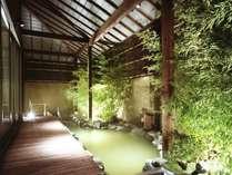 ◆灯心の湯-大浴場露天風呂
