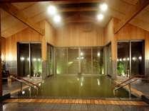 ◆灯心の湯-大浴場/洞爺「一の湯」とも呼ばれる源泉かけ流し!日帰り入浴もOK♪