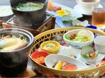 北海道地産地消の朝食※一例