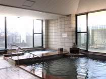 ◆【大浴場】気泡浴槽やサウナ、水風呂を完備した大浴場です。