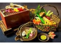 【期間限定】<秋の香>松茸会席プラン(全室タイプ/二食付)