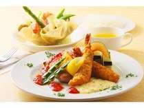 レストランのオススメ 週替わりランチ 洋食