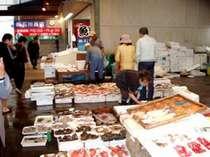 西浦漁港・朝市で鮮魚をGET!