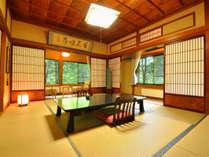 昭和のレトロ客室◇和室10畳