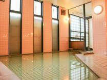 *大浴場(りんどう・女湯)/2ヶ所ある大浴場のどちらかをご利用いただきます。
