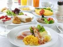 朝食:和洋折衷バイキングイメージ(1)