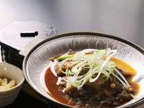朝食 イカ焼き(1)
