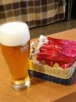 ハッピーアワー(生ビール+おつまみ)