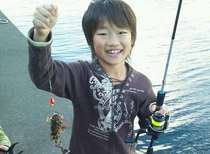 1日4組限定!無料貸し釣り竿セットプラン!
