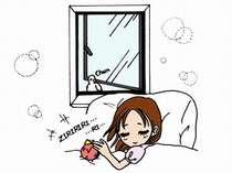 朝寝坊してください!!ゆっくりプラン