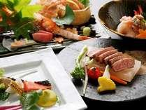 【秋のお料理】和食懐石(写真はイメージです)。