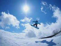 当ホテルは人気のゲレンデへのアクセスも抜群です♪積雪情報は各スキー場HPにてお問い合わせください