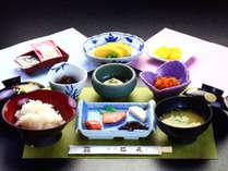 【朝食一例】日本の和朝食を朝からおなかいっぱいお召し上がり下さい。