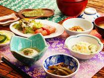 【朝食】手作り朝食で一日の活力をチャージ!!