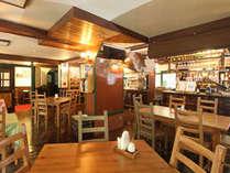 「グリル六甲」モルゲンロート1階にあるレストラン。ステーキがおすすめ