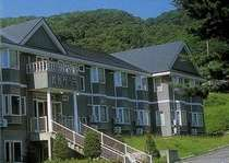 北海道の玄関口である函館から程近く、大野平野の奥にその宿はあります