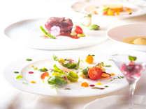 【夕食一例】ラグジュアリー春ライトコース-肉料理一例