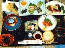 【2食付】開湯650年の歴史ある温泉×山菜・郷土料理
