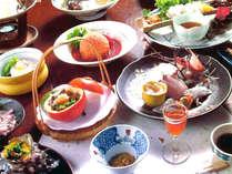 【馬刺し】 【刺身盛り合わせ】 【焼酎】選んでお腹満足!夕食グレードアッププラン