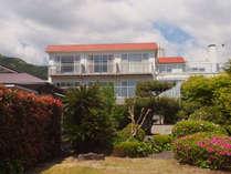 *【外観】熱川温泉堂へようこそ