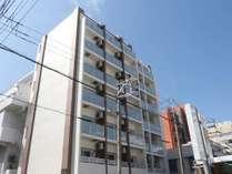 CleanHotels in Higashimachi外観