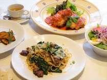 冬のイタリアン夕食 お肉コース (マルゲリータ)