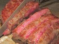 【A5ランク確約】ロースステーキで飛騨牛をお腹いっぱい堪能!
