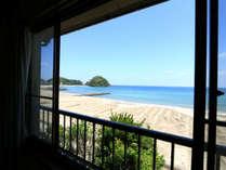 海徒歩3秒!?高浜一海近の宿おき田で夏の海を大満喫間違いなしの1泊2食付き♪
