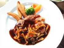 【2食付プラン】◆お手軽イタリアンディナーと朝食バイキングをセット価格でご提供!