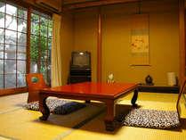 和室(一例)ゆったりくつろげる和室です。