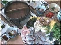 ☆とれたて地魚とカワハギ鍋プラン♪