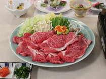 【産地直送】貴重な霜降り肉を味わおう♪厳選こだわり『生』仕入れ!【蔵王牛】しゃぶしゃぶ&懐石風和食膳