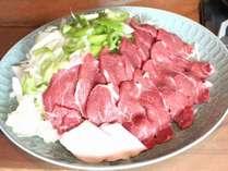 自慢の特製ダレで、やわらか~いラム肉をどうぞ。貴重な【生ラム肉】を使用しています。